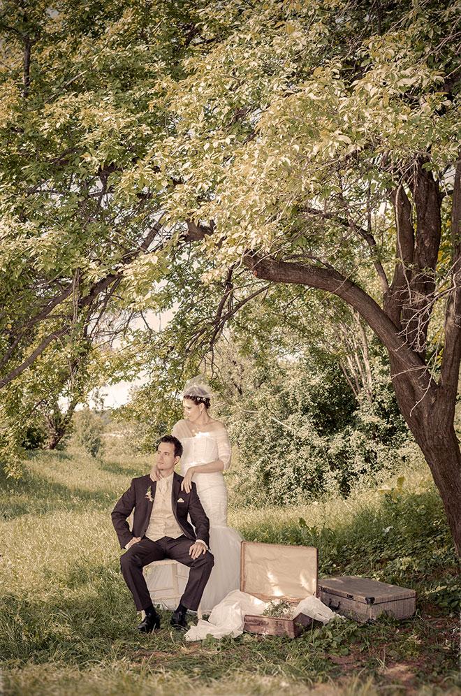Esküvői fotózás Pécsváradon 1