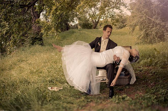 Esküvői fotózás Pécsváradon 11