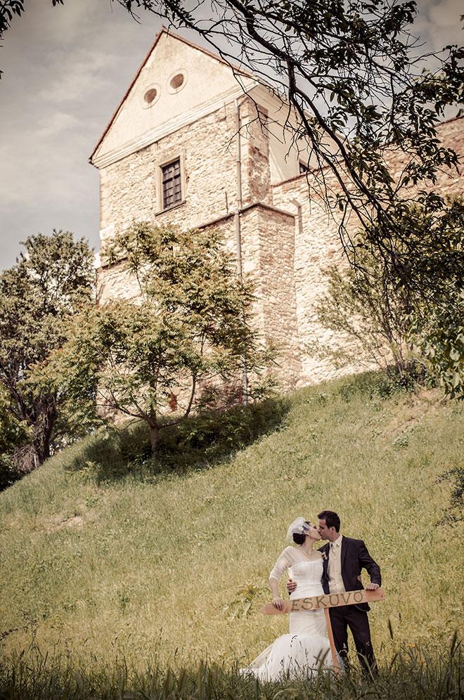 Esküvői fotózás Pécsváradon 14