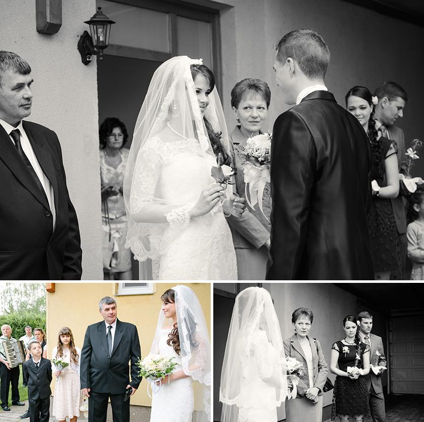esküvői kikérő