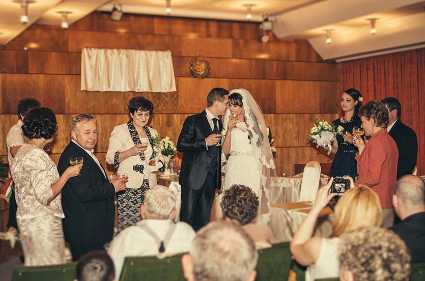 esküvői pillanatok