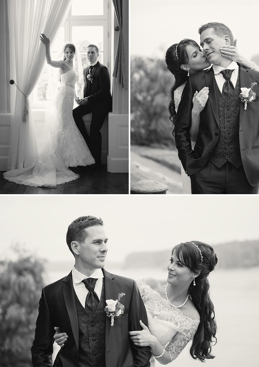 esküvő a paksi Dunánál