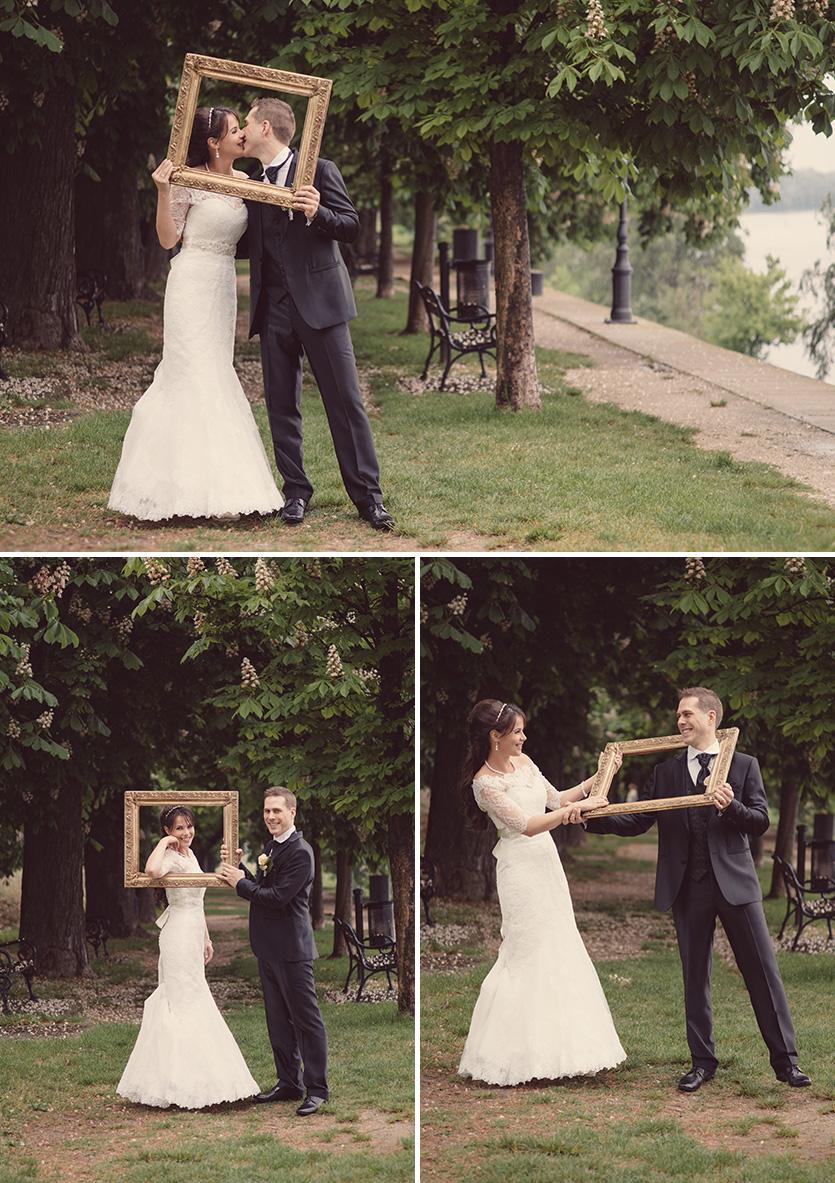 vintage esküvői fotós