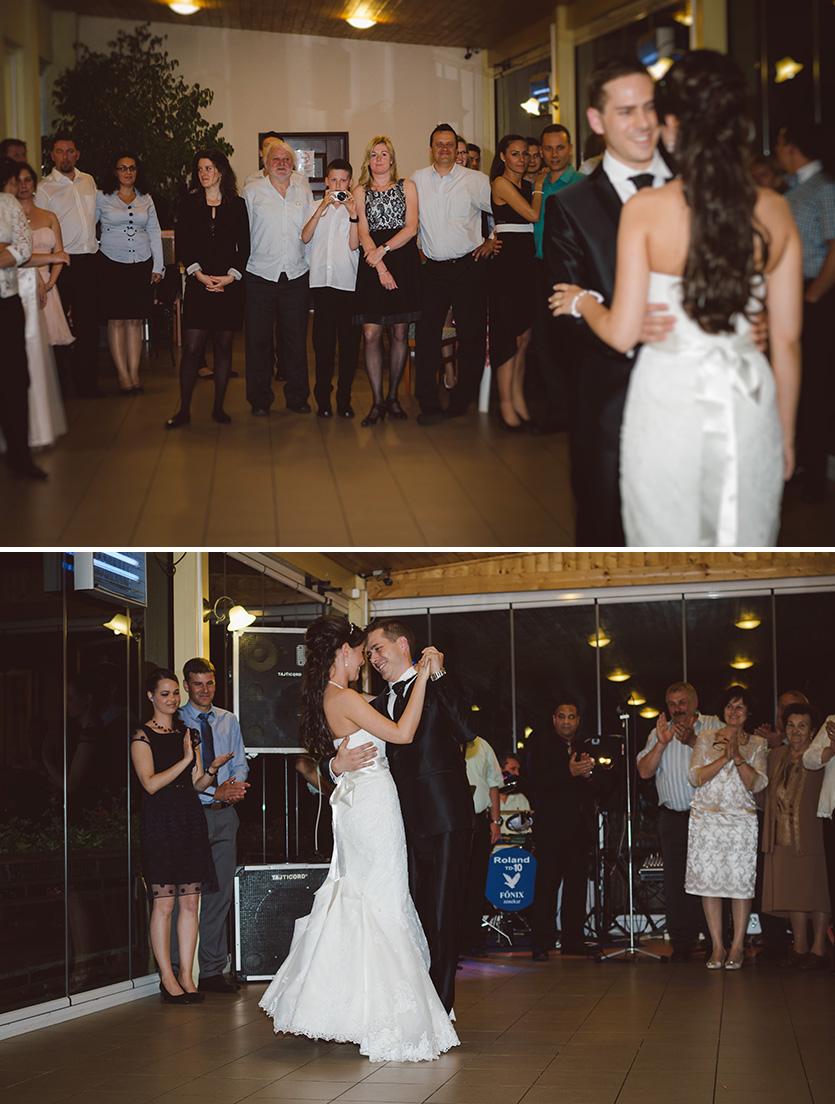 nyitótánc esküvőn