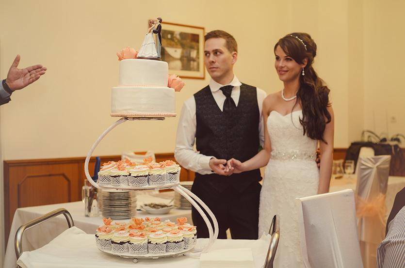 esküvői torta Paks