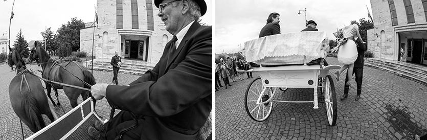 lovas fogattal esküvőre