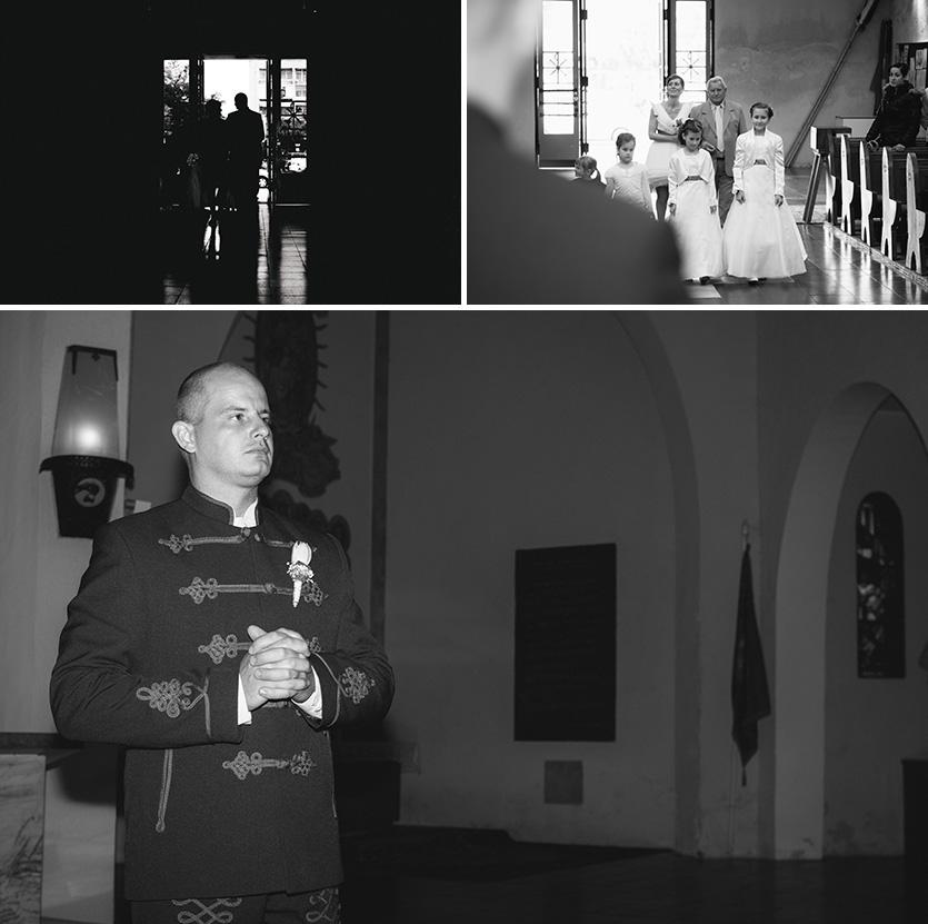 templomi esküvő fotózás