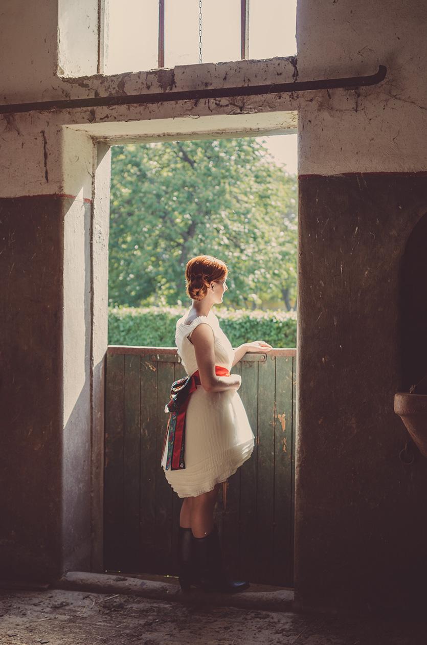 esküvői vintage fotózás