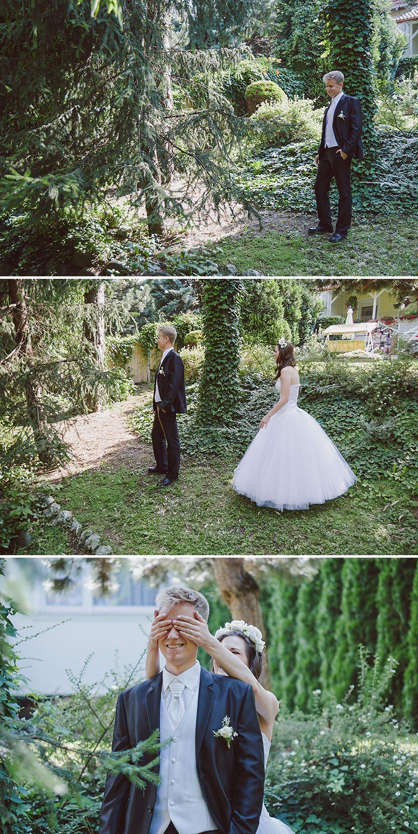 esküvői első pillanat