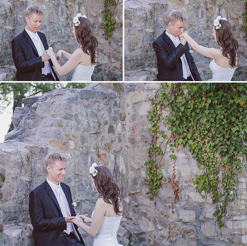 esküvő Mecseknádasd