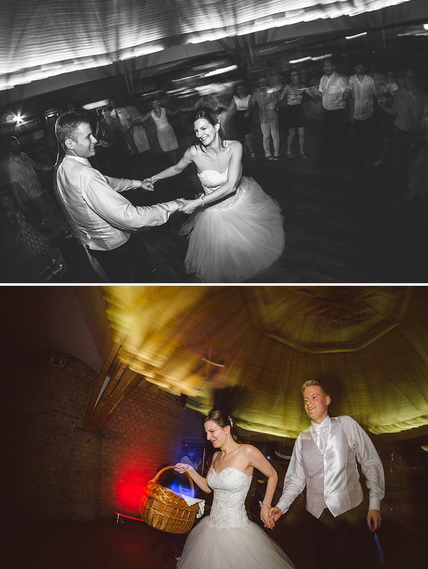 esküvői menyasszonytánc fotó