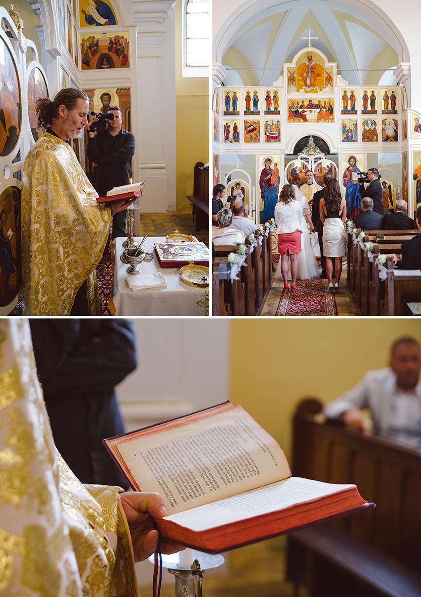 esküvői fotózás a Xavér templomban