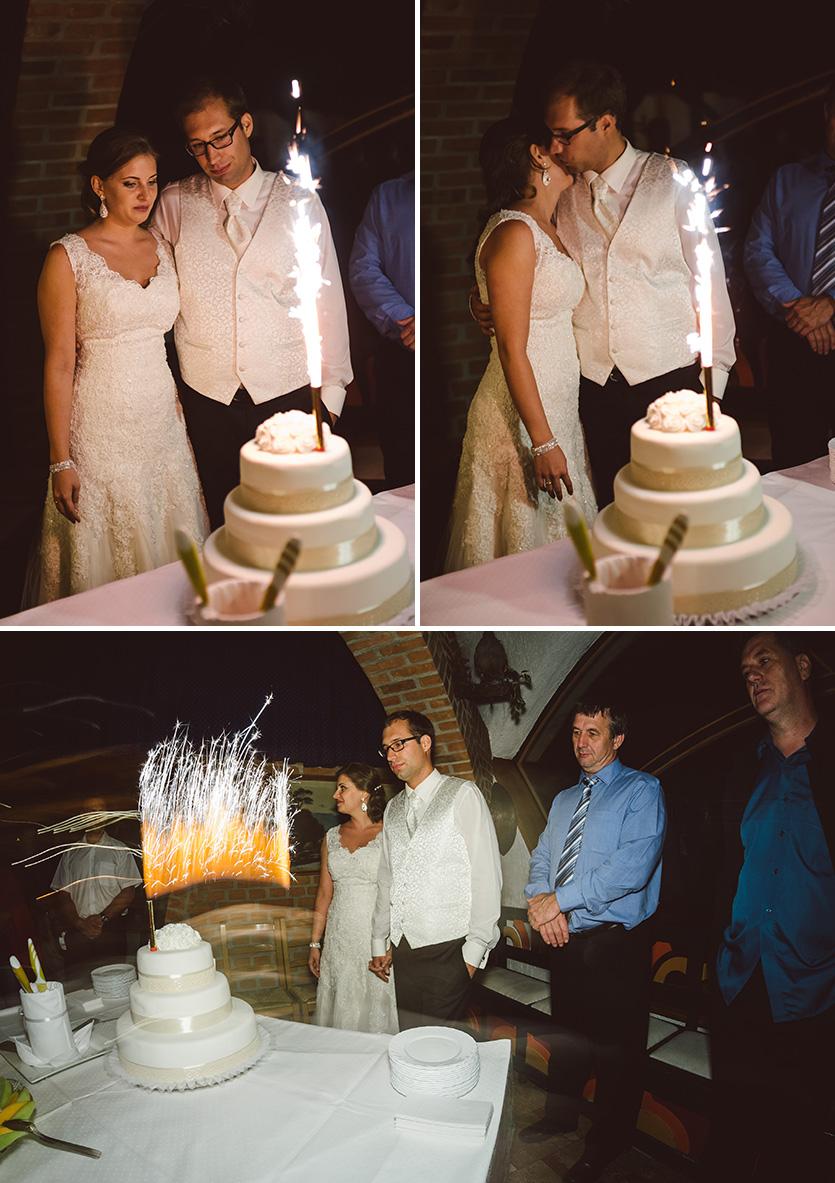 esküvői tortafotózás