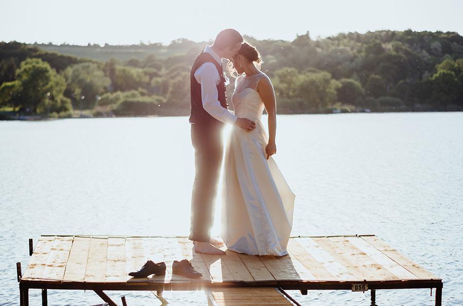 esküvő orfűn Haru Fotó