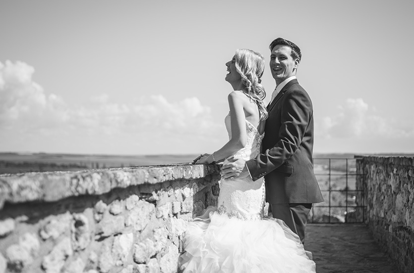 esküvői fotózás várkertben pécsvárad