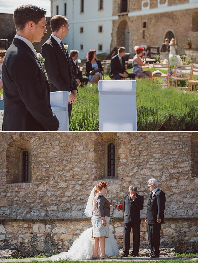 Pécsváradi várkerti szertartás