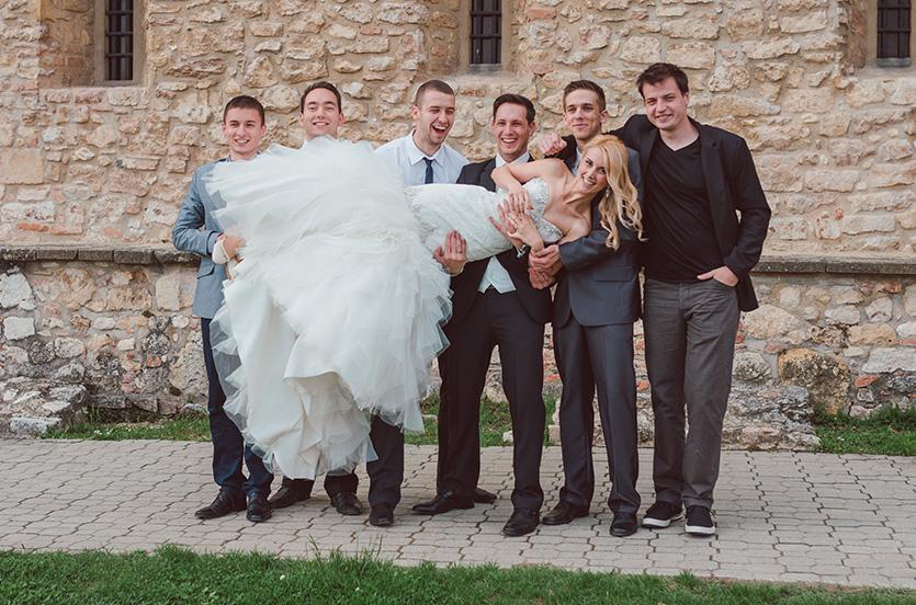 pécsváradon esküvő fotó