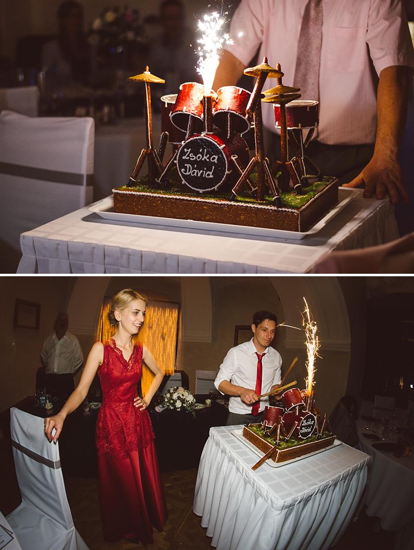 esküvői torta pécs