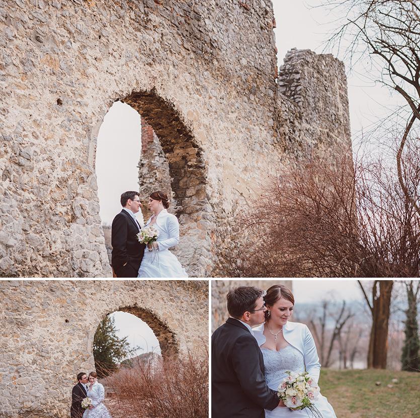 esküvői fotózás Tettye környékén