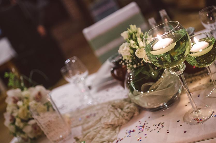 esküvői dekoráció haru fotó