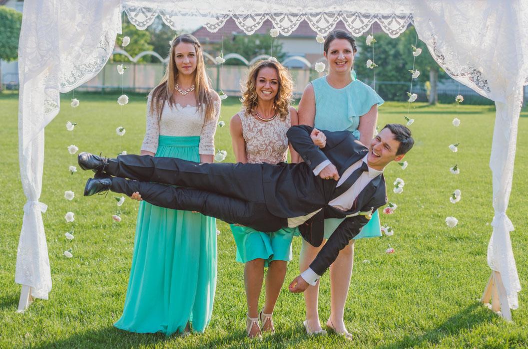 kreatív esküvői fotósok