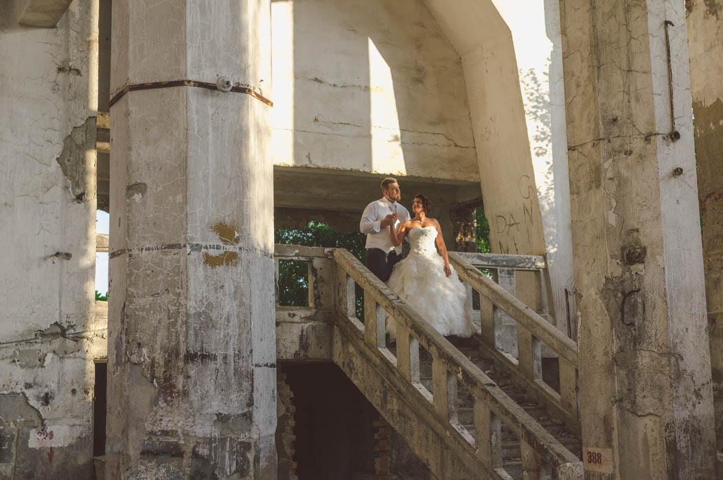 esküvői fotós romkert