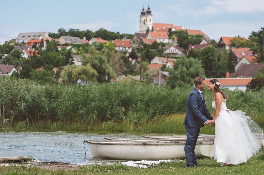 esküvői fotós Tihany 1