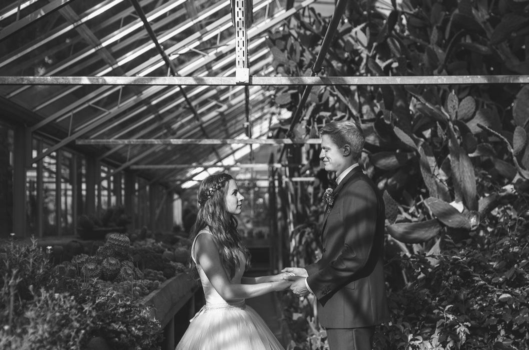 Kreatív fotózás a botanikus kertben