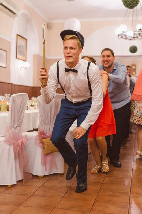 esküvői játékok