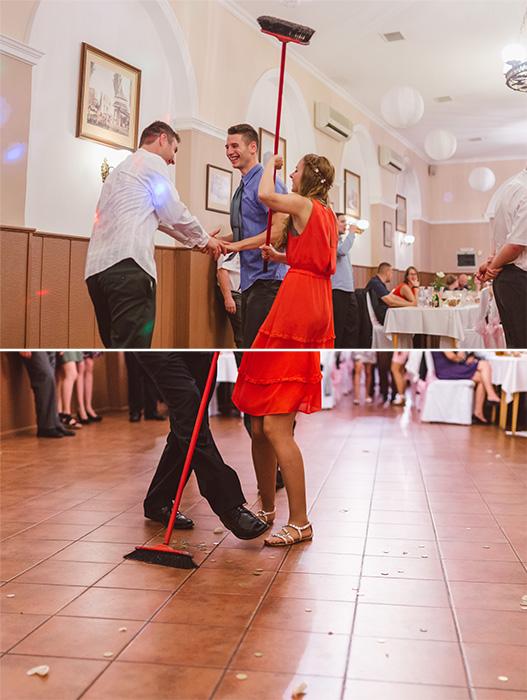 fotós esküvőn