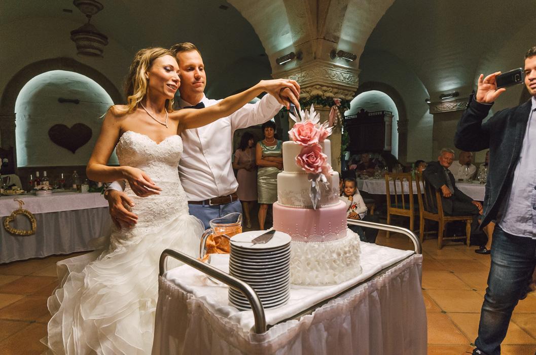 Esküvői torta Haru fotó