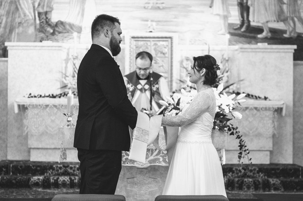 csipke menyasszonyi ruha Bálint Sára