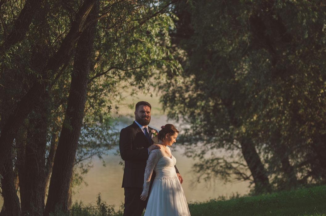 esküvői fotózás Duna-parton 3