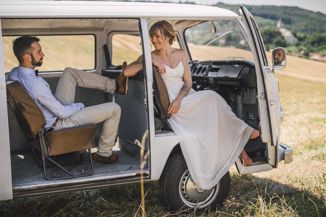 bohém esküvői fotózás