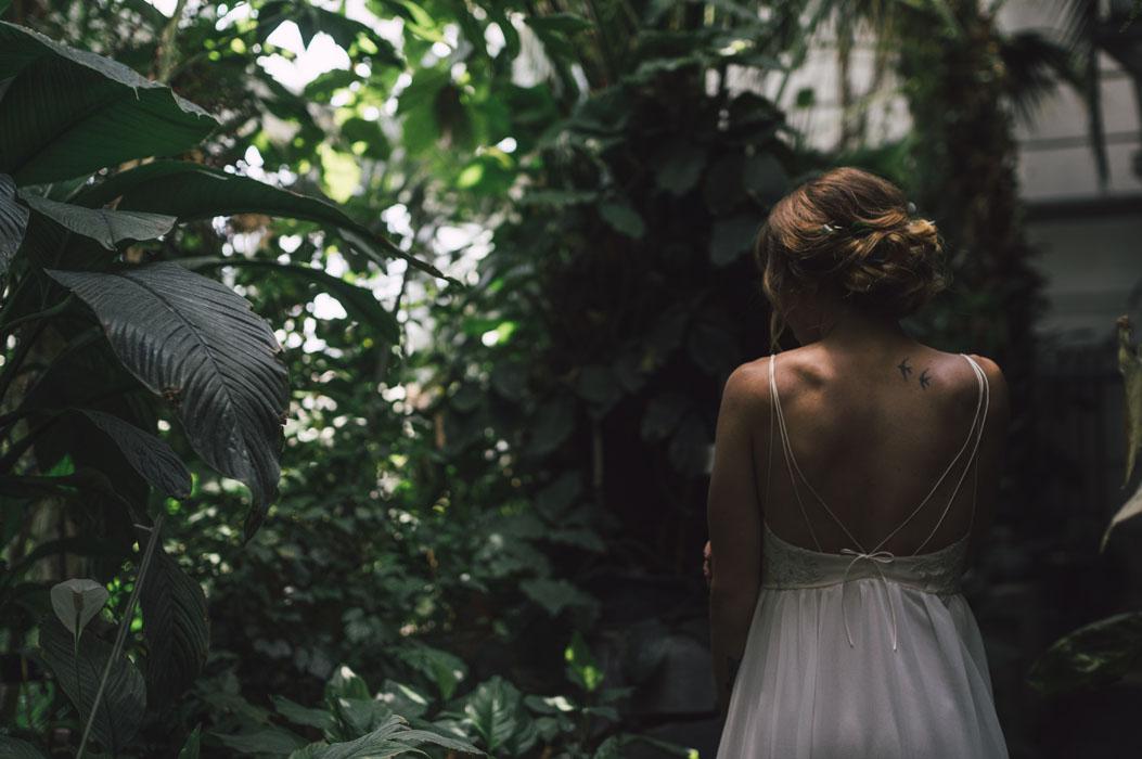 esküvő Haru Fotó botanikus kert