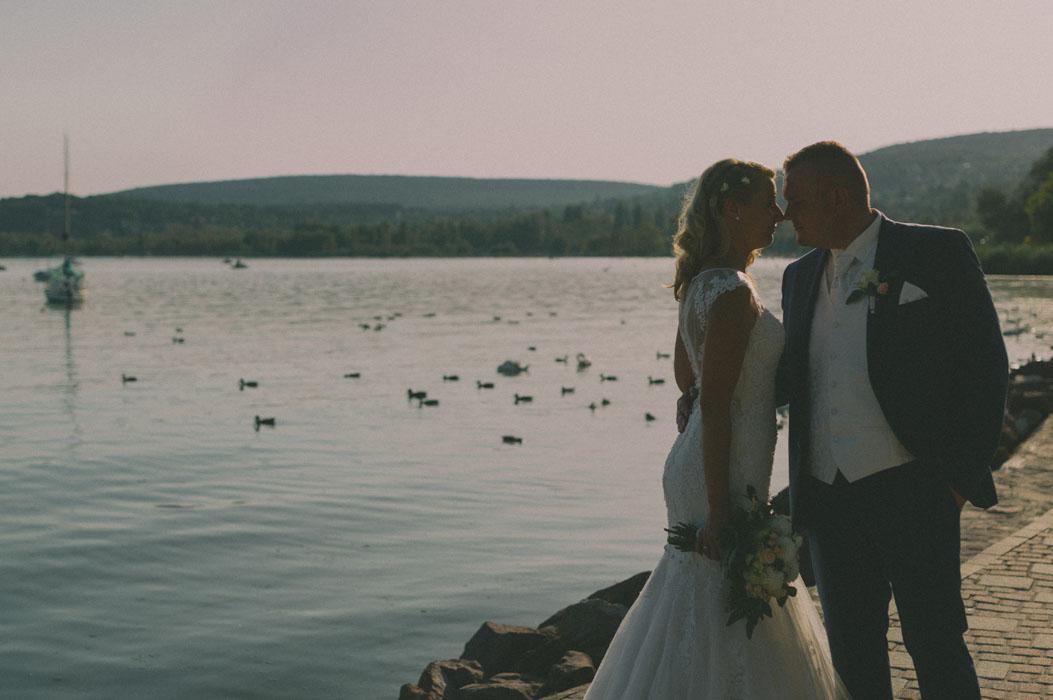 esküvői fotósok Balaton környékén