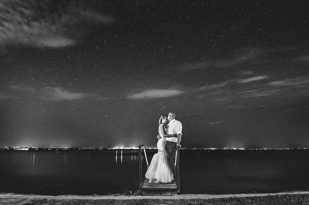 vintage fotós Balatoni esküvő