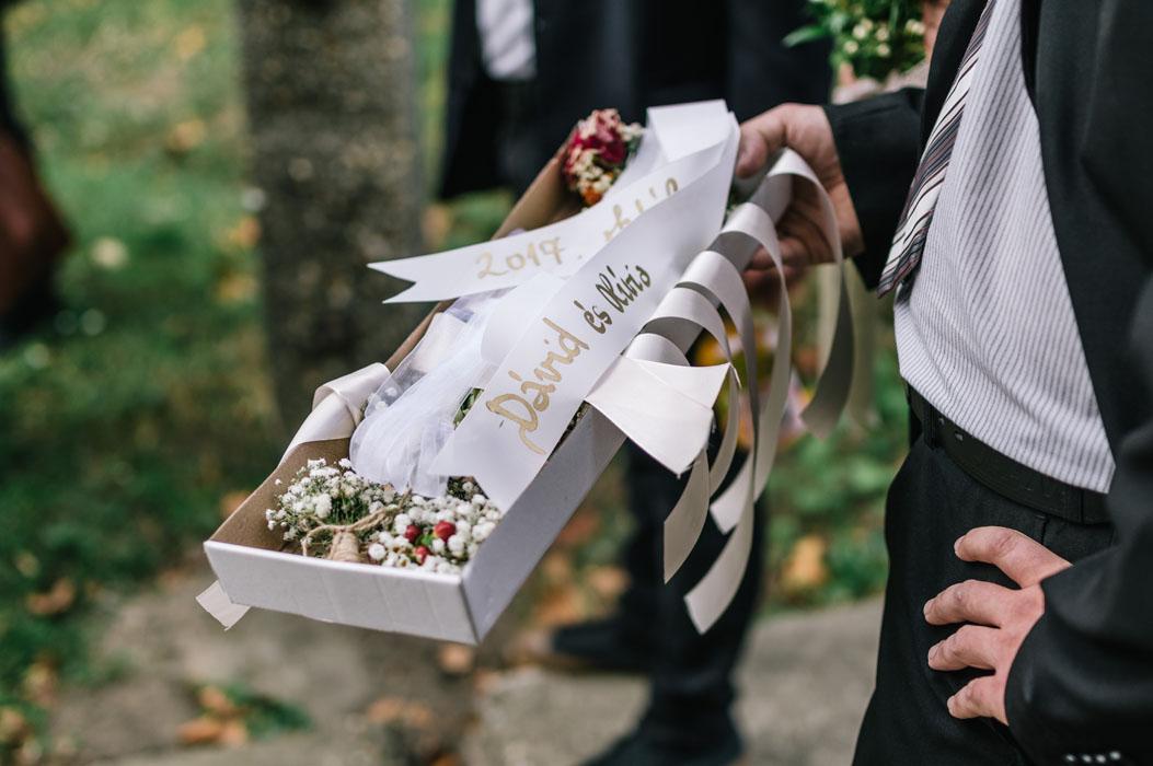 őszi esküvő Szekszárd