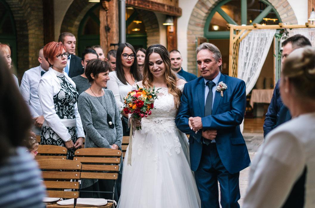 esküvő Takler Kúria Haru Fotó 7