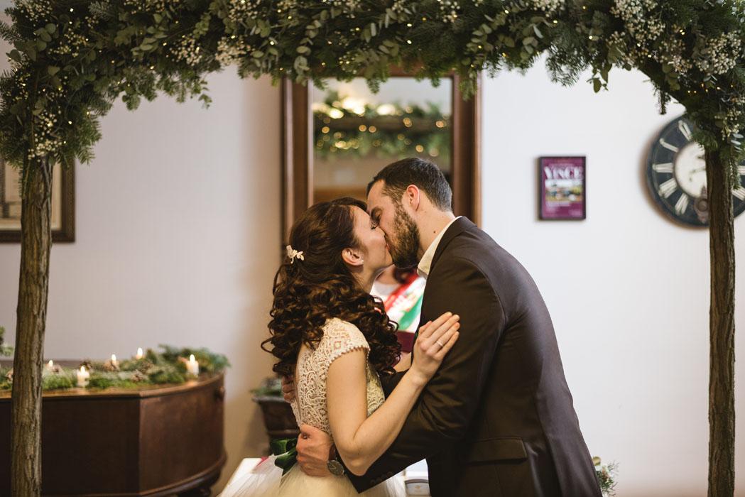 téli esküvő fotós haru fotó