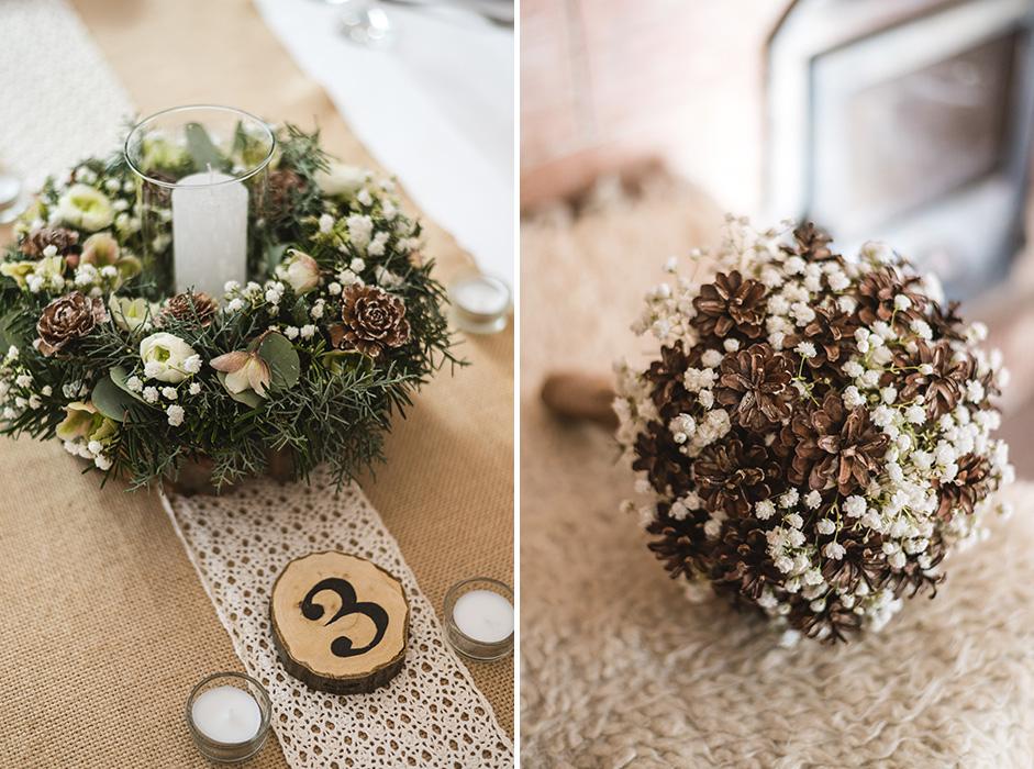 FreshCut esküvői dekoráció