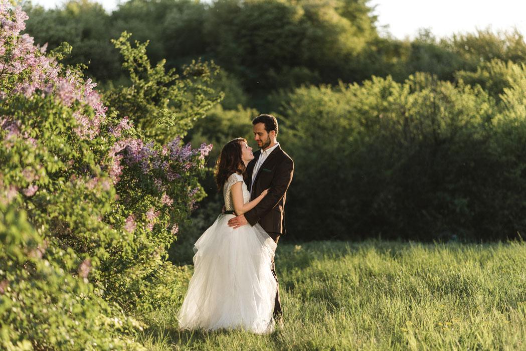 tavaszi esküvői fotózás