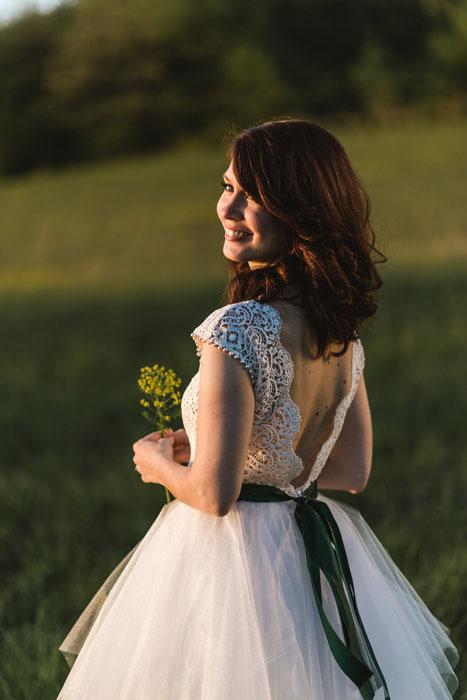 romantikus esküvői fotózás