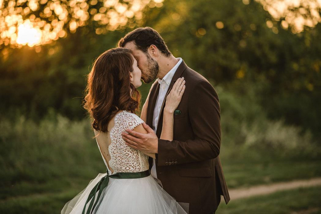 Daalarna ruha esküvői fotós Pécs
