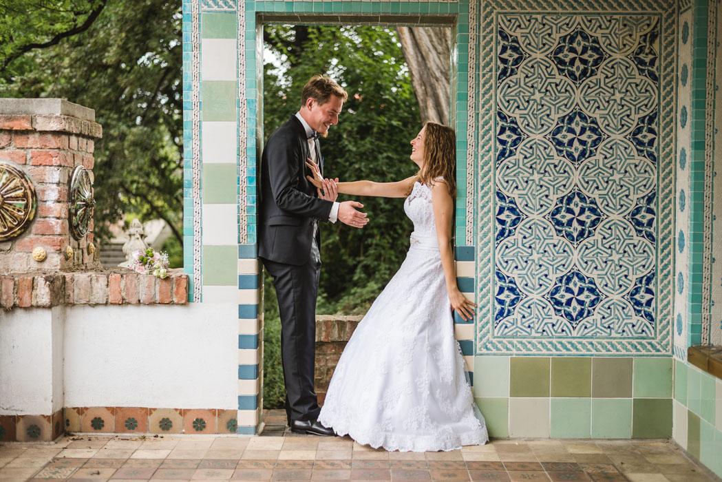 wedding Zsolnay Pécs