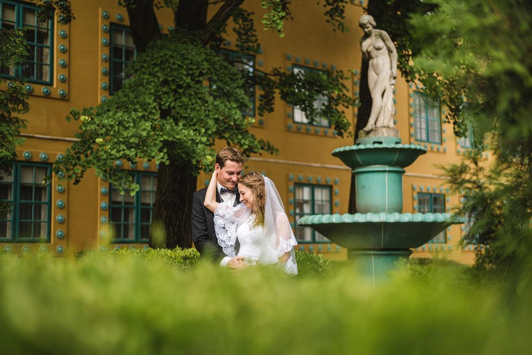 esküvő a Zsolnay Negyedben