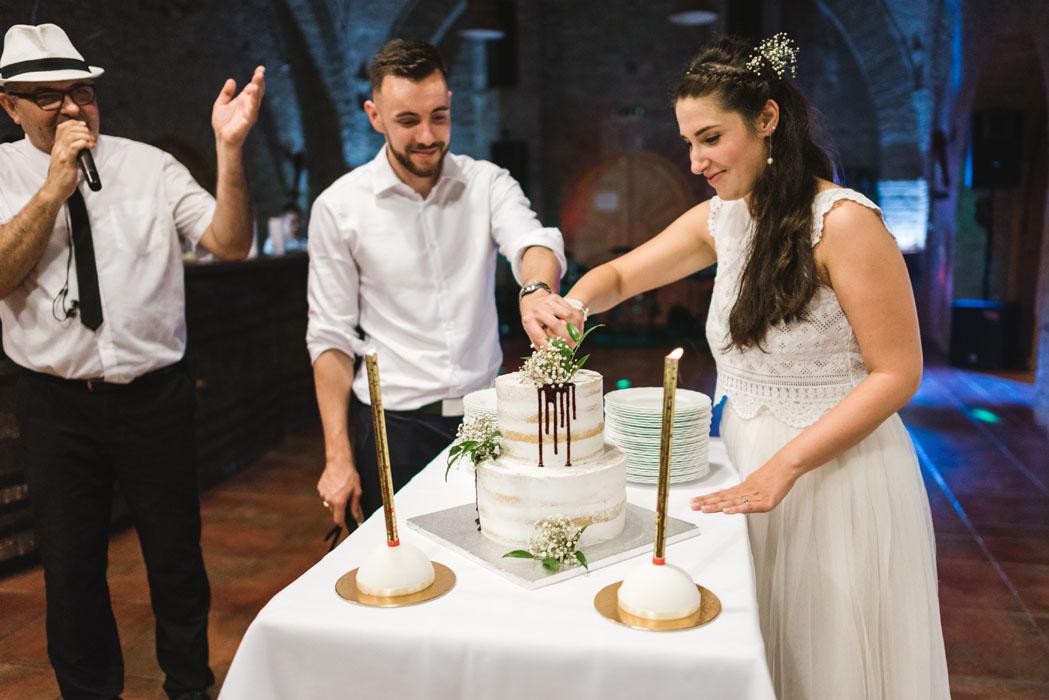 Buzás Ági esküvői torta