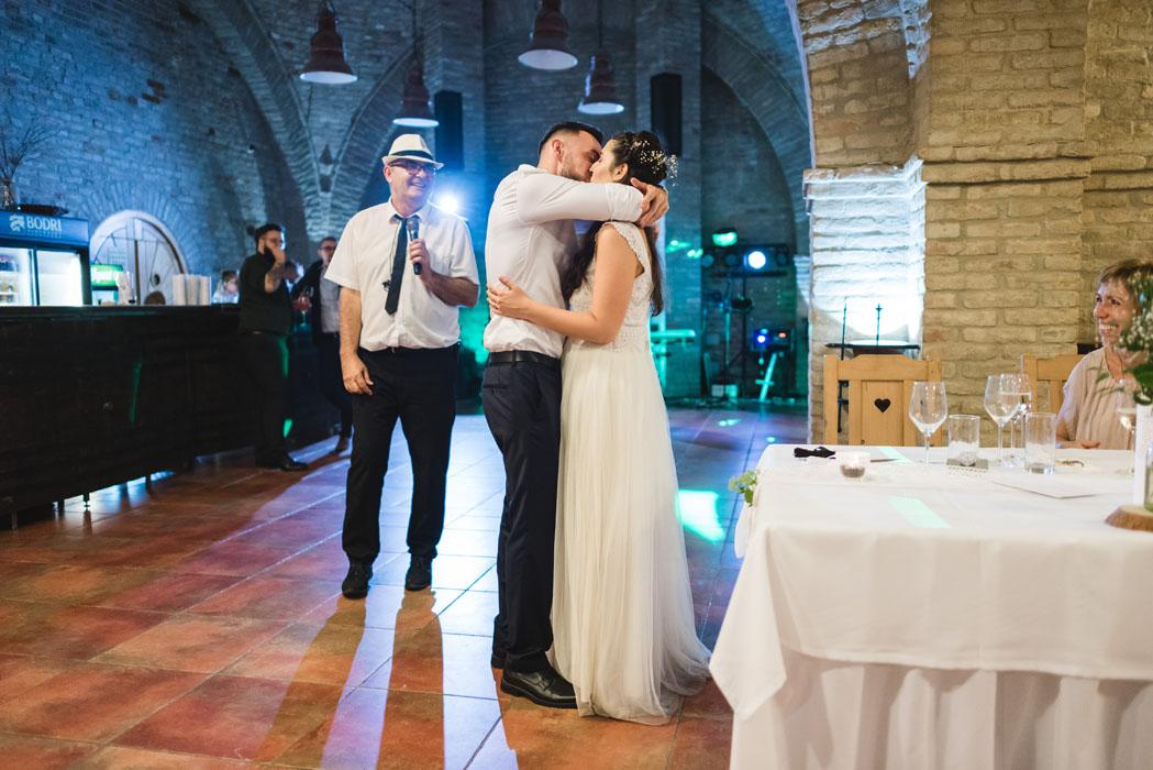 Bodri pince esküvő