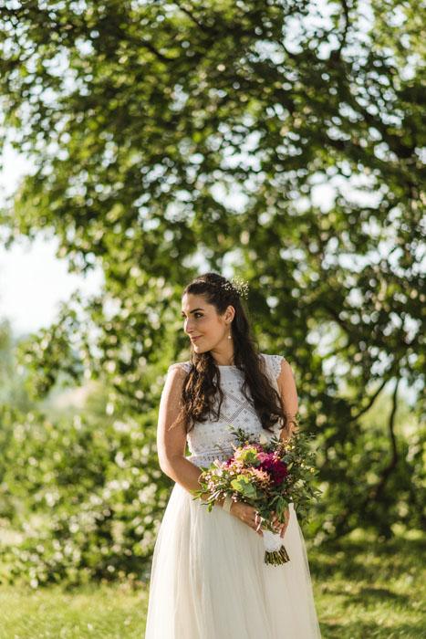 Pálfy Bíbor esküvői ruhák