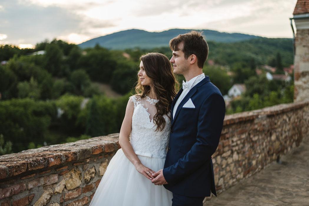 romantikus esküvői fotózás pécs
